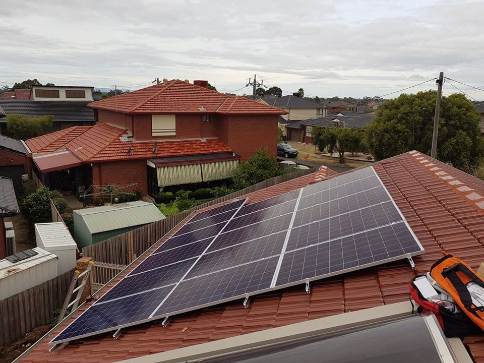 16kw solar panel system home