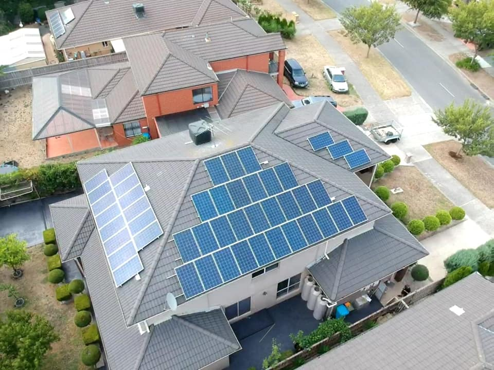 solaredge panels & inverters