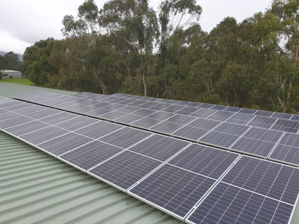 commercial solar panel in brisbane