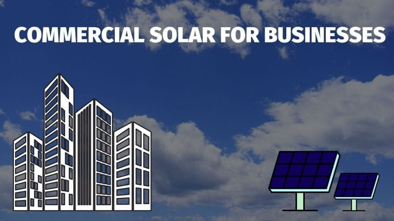 commercial solar for businesses