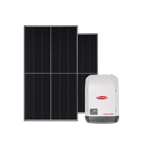 solar system and inverter