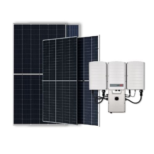 commercial solar system
