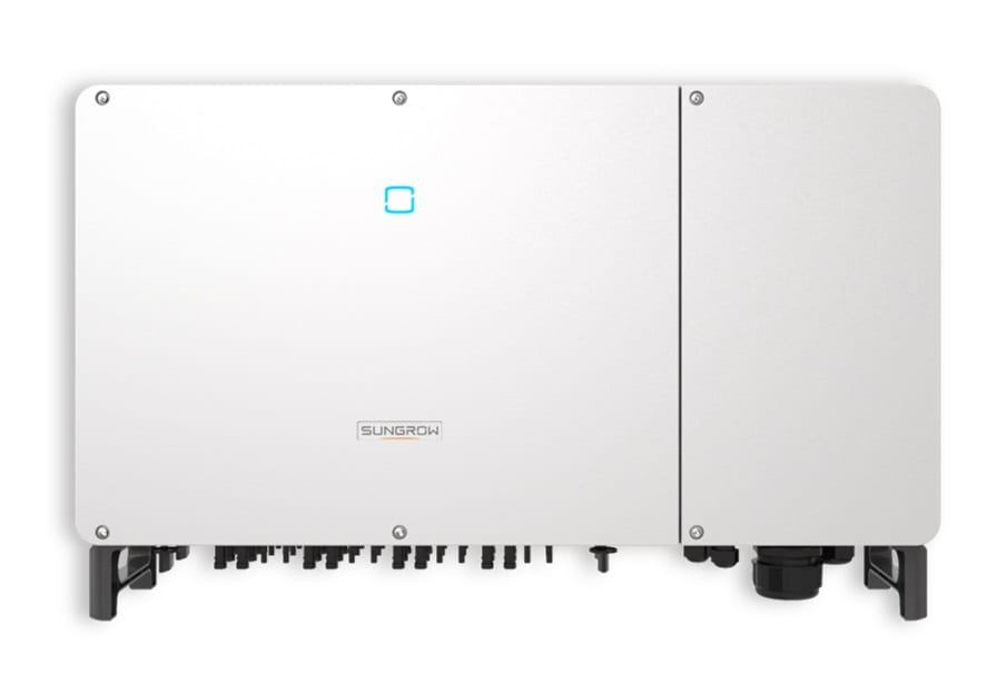 Sungrow commercial inverter